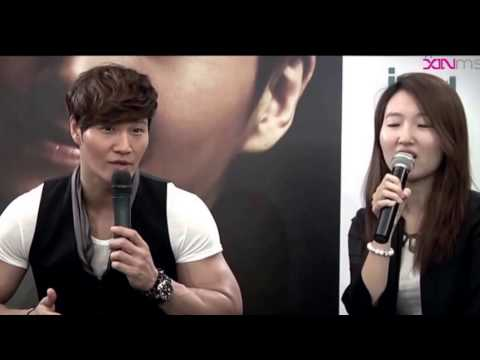Running Man - Kim Jong Kook And ji Hyo Kiss 2015
