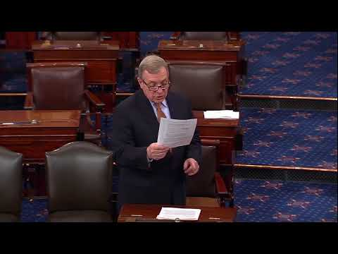 Durbin: It's Time For The Senate To Do Its Job And Pass The Bipartisan Dream Act