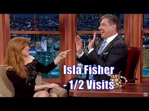Isla Fisher - They Get Off To A Turbulent Start, But Get A Good Landing - 1/2 Visits