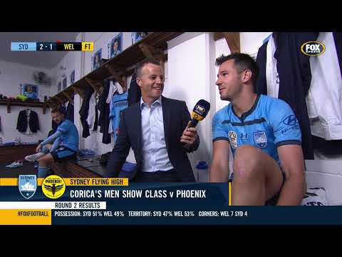 Inside The Sydney FC Sheds