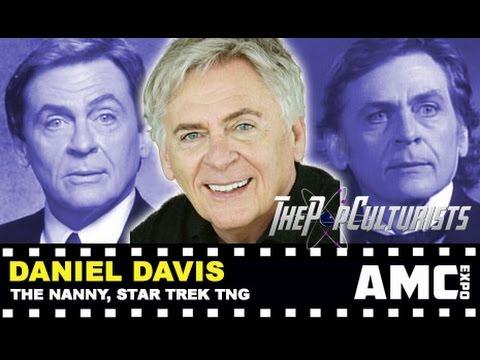 AMC Expo 2016  Daniel Davis: Could Niles Return?  thepopculturists.con