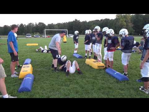 2013 - 7/8th Jr Knights-Hamburger Drill-Full Length