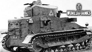 World of Tanks:Великобритания - Vickers medium mk i