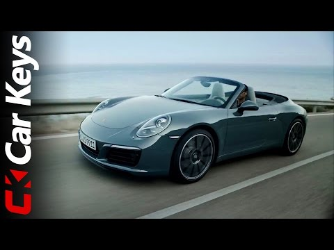 Take a look at the new Porsche 911 in action
