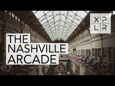 THE NASHVILLE ARCADE