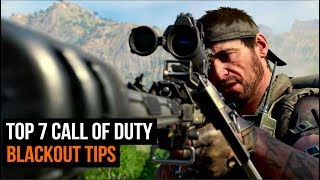 Top 7 Call of Duty Blackout tips to help you win