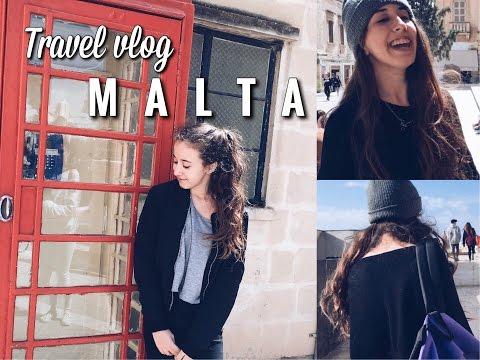TRAVEL VLOG Malta    LilAri