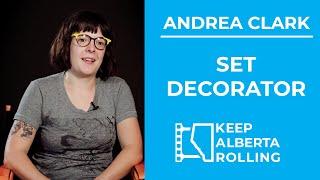 Andrea Clarke - Set Decorator
