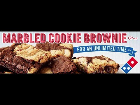 how to make dominos cookies