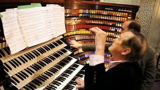 The Wanamaker Organ - Inside the world
