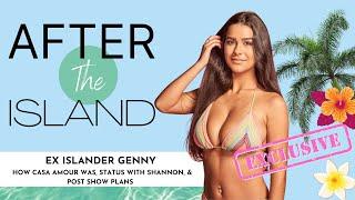 Ex-Islander Genny exclusive interview - Love Island USA Season 3
