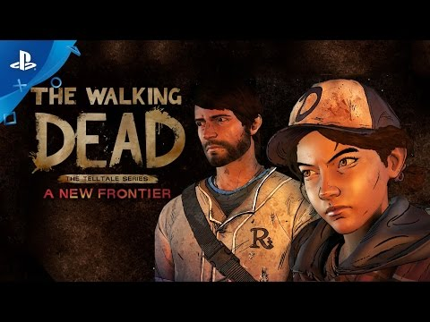 The Walking Dead: The Telltale Series – A New Frontier Launch Trailer | PS4, PS3