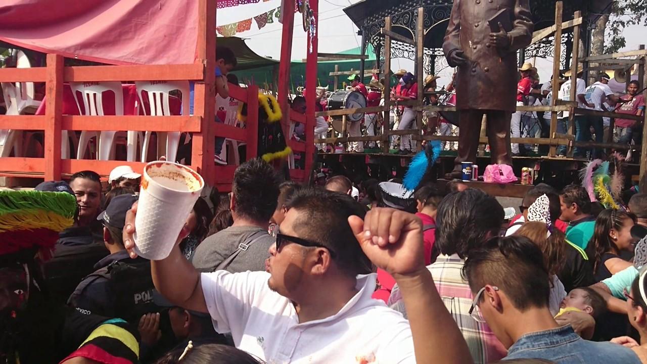 Asi se vivió el Carnaval Yautepec 2017