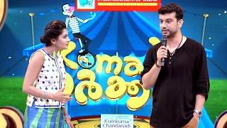 Komady Circus I Pisharady - One Man Show I Mazhavil Manorama