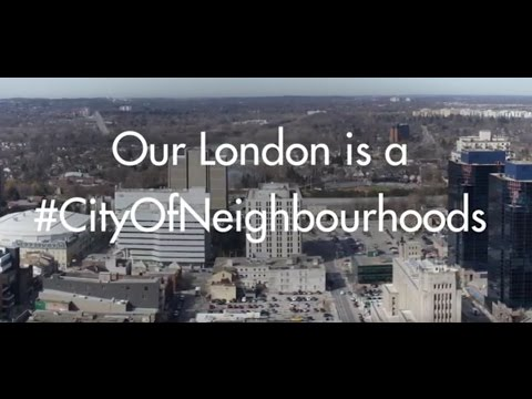 Our London is a City of Neighbourhoods
