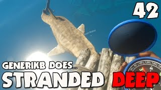 "Stranded Deep Gameplay Ep 42 - ""Q&A Session Part 1!!!"""
