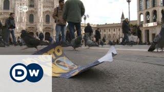 استفتاء حول الدستور في إيطاليا | الأخبار