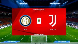 Buy me a coffee: https://ko-fi.com/corocus2020-21 coppa italia semi-final fixture 1st leginter milan vs juventusit's time for the #coppaitalia!#interjuve sim...