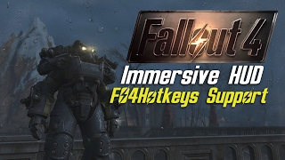 Adding FO4Hotkey support for Immersive HUD