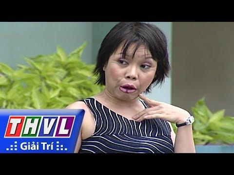 THVL | Tiểu phẩm hài: Thẩm mỹ viện - Việt Hương, Thu Trang... (3:12 )