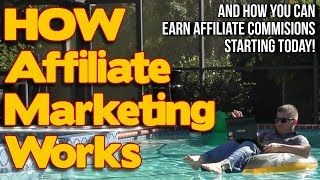 What is Affiliate Marketing and How Does it Work To Earn You Money In 2018?