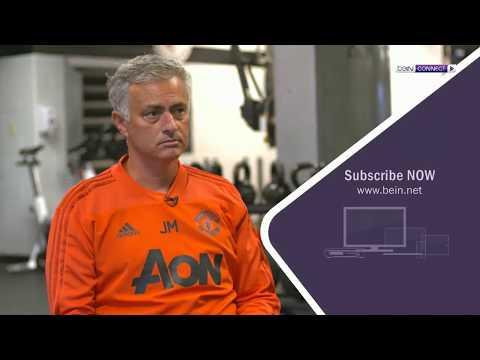 José Mourinho Exclusive Interview