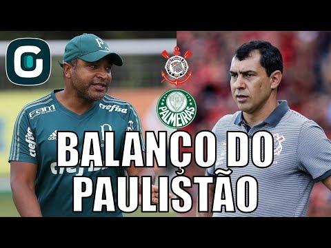 Palmeiras Favorito | Balanço De Palmeiras E Corinthians No Paulistão - Gazeta Esportiva (06/04/18)