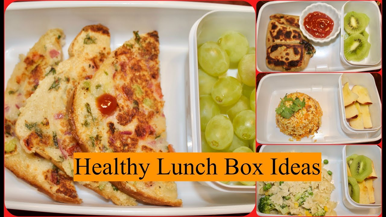 indian lunch box recipes (part 4) | kids healthy lunch box recipes