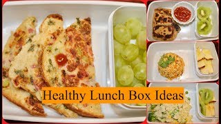 Indian Lunch Box Recipes (Part 4)   Kids Healthy Lunch Box Recipes  Simple Living Wise Thinking