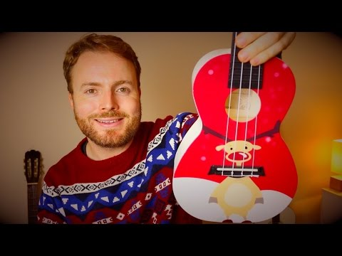 Win My CHRISTMAS Ukulele And Other Cool Stuff!