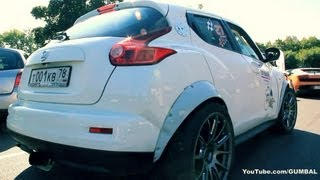 800HP Nissan Juke-R - EPIC Sound!!