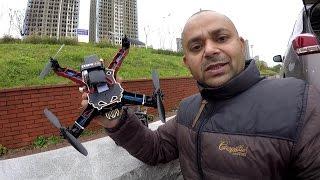 Eznov Neuron Flight Controller Flight Testing on FPV Racing Quadcopter