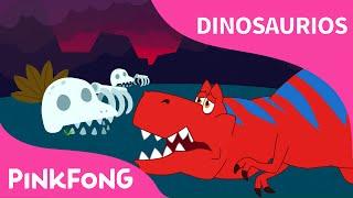 ¿Dónde Están los Dinosaurios? | Dinosaurios | PINKFONG Canciones Infantiles thumbnail