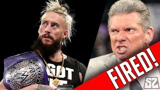 ENZO AMORE FIRED VINCE MCMAHON TELLS HIM TO 34