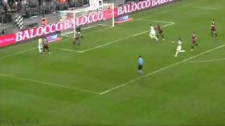 يوفنتوس ضد ميلان 2 - 0 juventus vs ac milan 2 - 0  3 10 2011