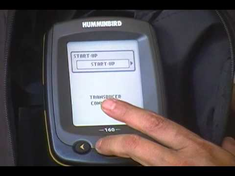 the frugal fisherman- piranhamax 160 by humminbird review - youtube, Fish Finder