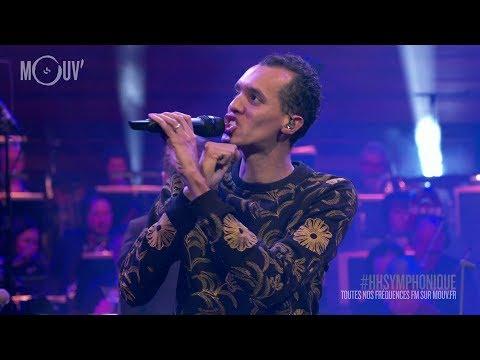 """GAËL FAYE : """"Je pars"""" (live @ Hip Hop Symphonique) #HHSYMPHONIQUE"""