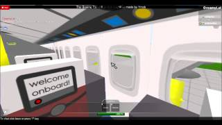 Roblox - Mini Air Last flight at Drayton International Airport part 1