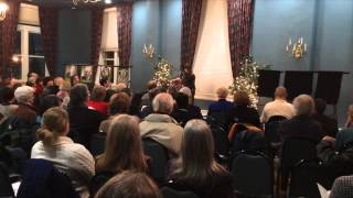 James Baker Hall: Kentucky Writers Hall of Fame 2014