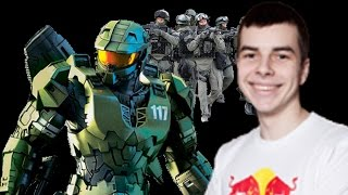 JOINING THE SWAT TEAM WITH VIKKSTAR123 (Halo 5 Multiplayer)