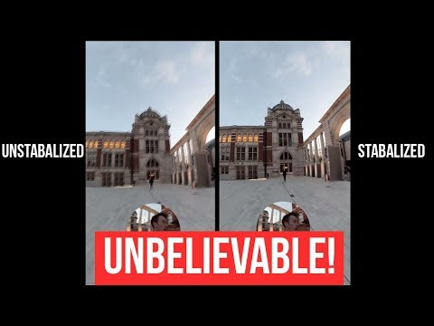 Rylo Stabilization is Unreal: Before and after comparisons
