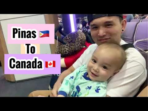 Philippines To Canada | Last Day In Manila | Philippine Airlines