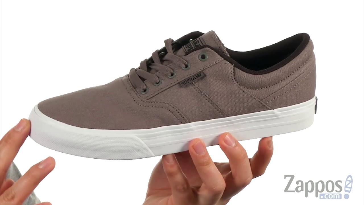 Supra Mens Cobalt Skate Inspired Sneakers Shoes