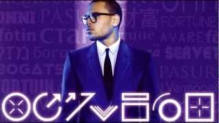 Chris Brown - Touch Me feat. Sevyn (Audio)  Fortune Album