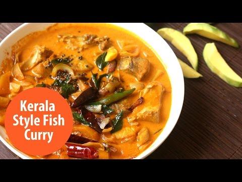 KERALA STYLE FISH CURRY  | Mrs K M Mathew's Recipes | Manorama Online