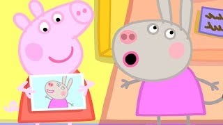 Peppa Pig Português - Delphine Donkey - Peppa Pig Dublado Peppa Pig