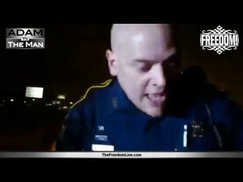 Adam Kokesh Arrested During FREEDOM! #BookBomb Promotions in New Orleans