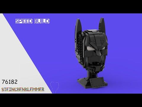 76182 Batman™ Helm | Speed Build
