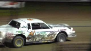 Marshalltown Speedway IMCA Stock Car Feature