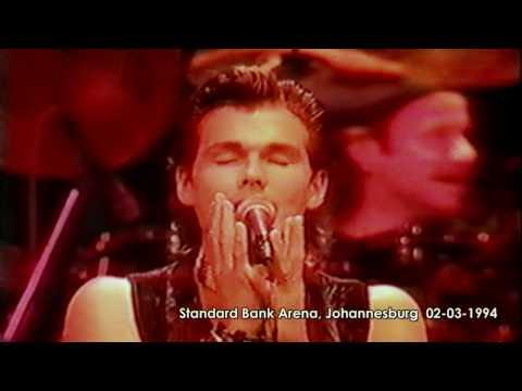 a-ha live - I've Been Losing You  (HD) - Standard Bank Arena, Johannesburg - 02-03 1994